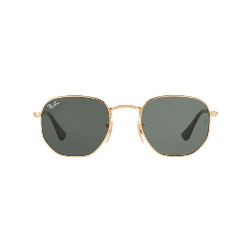 Ray-Ban Óculos de Sol Hexagonal - OURO