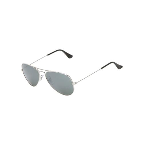 Ray-Ban Óculos de Sol Prateado - Metálico