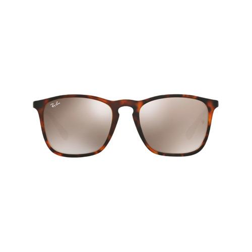 Ray-Ban Óculos de Sol Quadrado - Marrom
