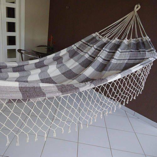 Tudo sobre 'Rede de Dormir Casal Pernambucana Bege'