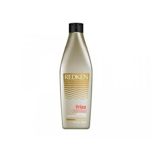 Tudo sobre 'Redken Frizz Dismiss Shampoo 300Ml'