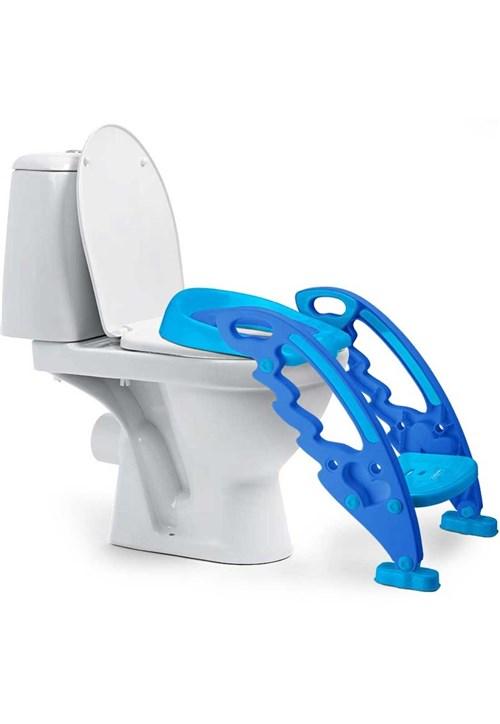Tudo sobre 'Redutor de Assento com Escada Menino Azul'