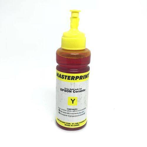 Refil de Tinta Compatível Epson 664 Yellow 100ml Importado L200 L396 L110 L355 L555 L455 L365 L220 L