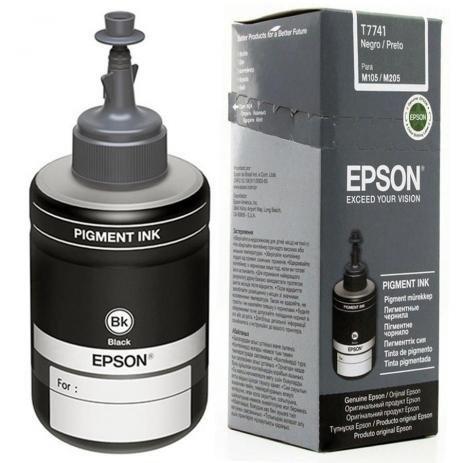 Tudo sobre 'Refil Epson T774120 Preto | InfoParts'