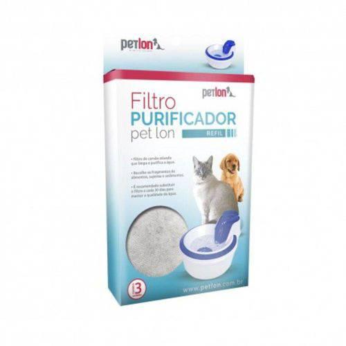 Tudo sobre 'Refil Filtro Purificador Petlon'