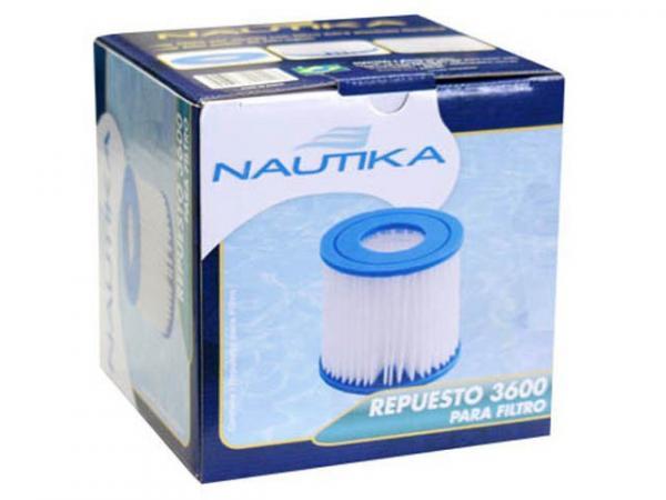 Refil para Filtro de Piscina Nautika - 106160