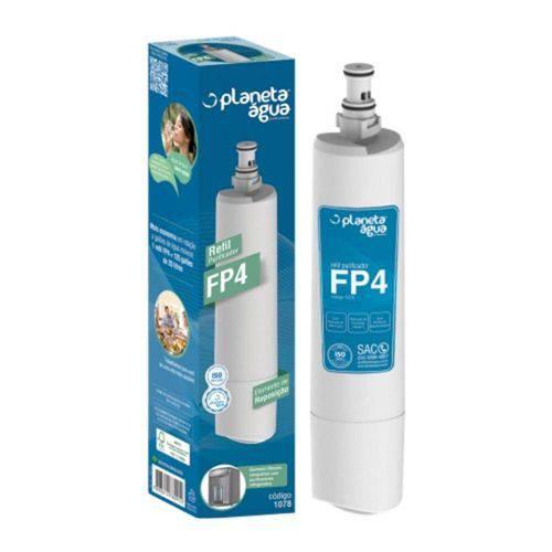 Refil Purificador FP4 Planeta Água Compatível com Purificadores Consul