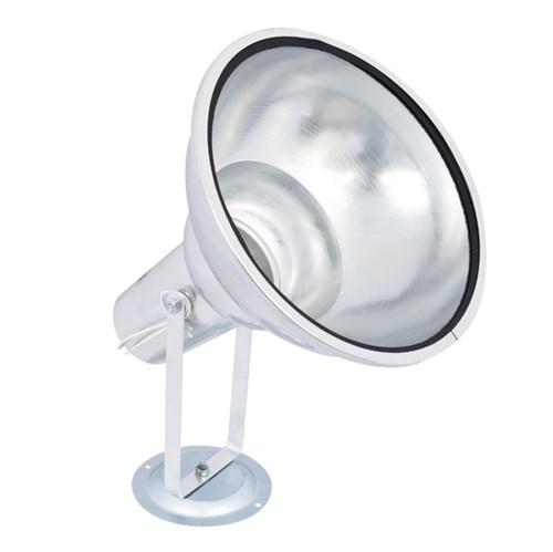 Refletor 1 Lâmpada Prata Levilux