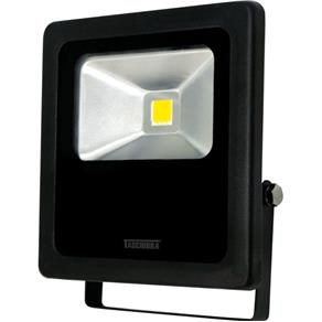 Refletor de Led 10 W Preto 6500K Taschibra - Bivolt