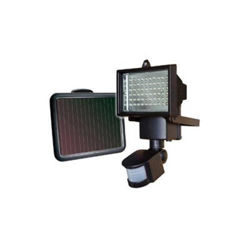 Tudo sobre 'Refletor Led com Sensor 60 Leds Solar'