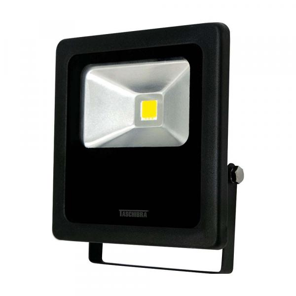 Refletor para Lâmpada TR LED 30W 6500K Preto Taschibra