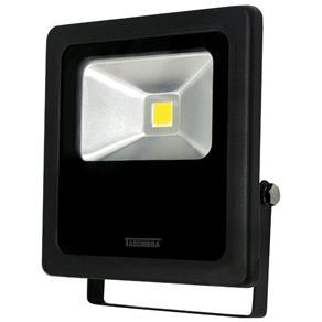 Refletor TR Taschibra LED 20 20W Verde Preto - Bivolt