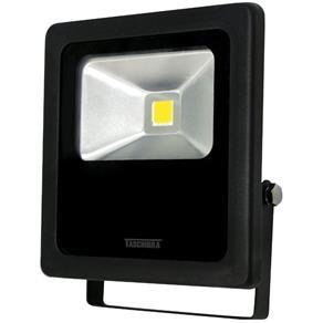 Refletor TR Taschibra LED 30 30W Verde Preto - Bivolt