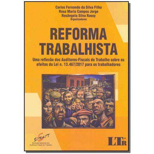 Reforma Trabalhista - 01ed/19