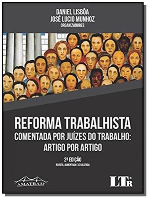 Reforma Trabalhista - 02Ed/19