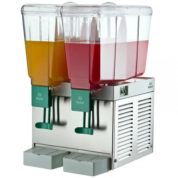 Refresqueira ou Suqueira IBBL BBS2 Inox - 110v