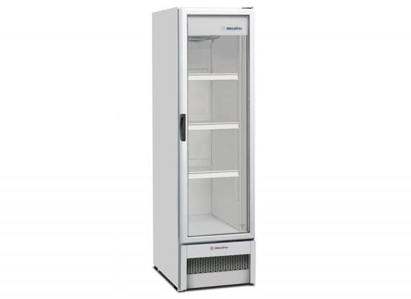 Refrigerador Vertical 1 Porta Vidro 324 L 127 V - VB28RB2001 - Metalfrio - 0MT 068