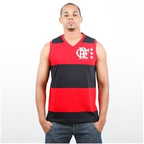 Regata Braziline Flamengo Libertadores Crf - G - VRM/PRT