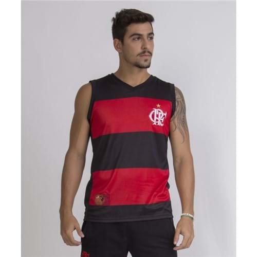 Tudo sobre 'Regata Flamengo Hoop CRF P'