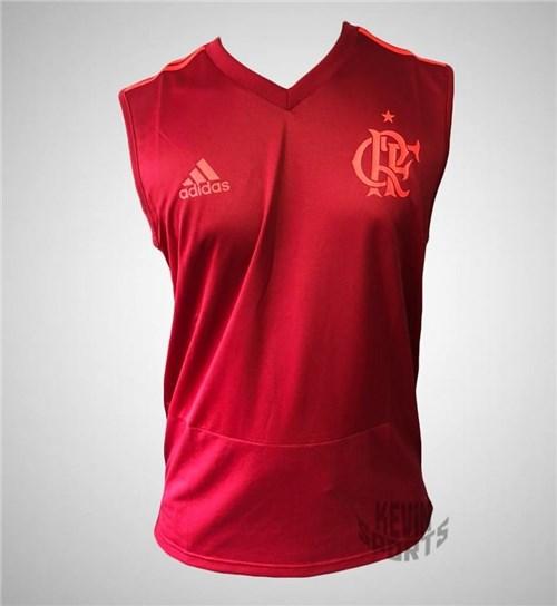 Tudo sobre 'Regata Original Flamengo Adidas de Treino 2018 (P)'
