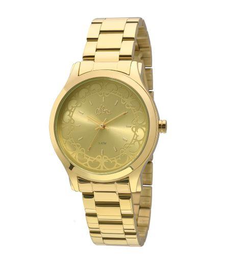 Relógio Allora Segredos do Oriente Dourado - AL2035FCP/4X AL2035FCP/4X
