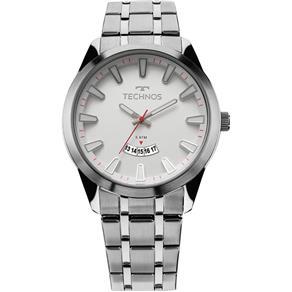 Relógio Analógico Technos Aço 2115KZB/1B Masculino