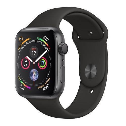 Tudo sobre 'Relógio Applewatch Série 4 40mm Preto'