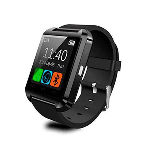 Tudo sobre 'Relogio Bluetooth Smart Watch U8 Ios'