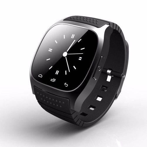 Tudo sobre 'Relógio Bluetooth Smartwatch M26 Relogio Inteligente Preto'