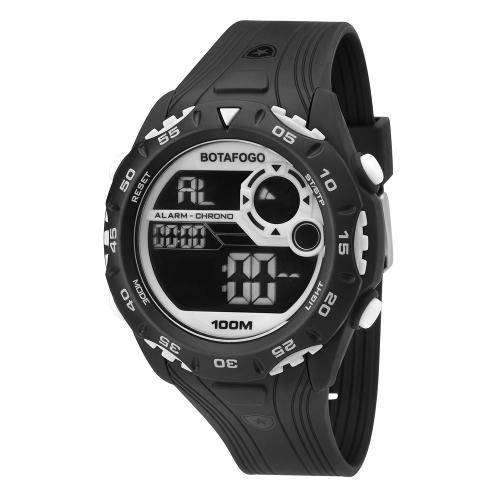 Tudo sobre 'Relógio Botafogo Masculino Preto - Bot13602a/8p'