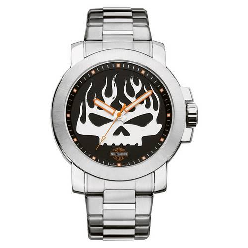 Tudo sobre 'Relógio Bulova Masculino Harley Davidson Wh30135t 76a138'