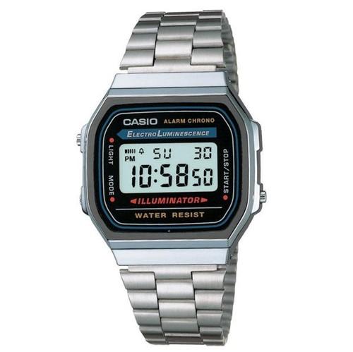 Tudo sobre 'Relógio Casio A168WA-1WDF 000369REDM'