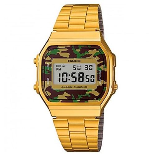 Tudo sobre 'Relógio Casio A168WEGC-3DF 000372REDM'