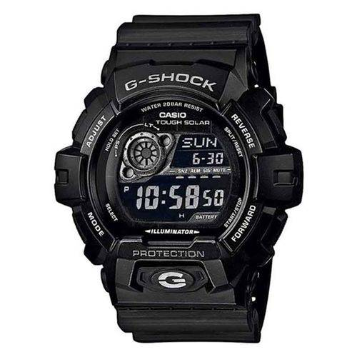 Tudo sobre 'Relógio Casio G-Shock Tough Solar Masculino GR-8900A-1DR'