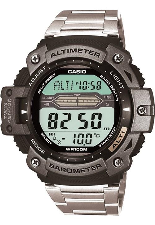 Tudo sobre 'Relógio Casio SGW300HD1AVDR Prata'