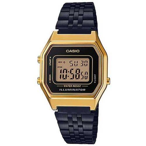 Tudo sobre 'Relógio CASIO Vintage LA680WEGB-1ADF'