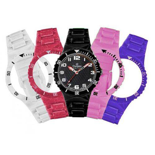 Tudo sobre 'Relógio Champion Infantil Cp38086x Troca Pulseira Sortidas'