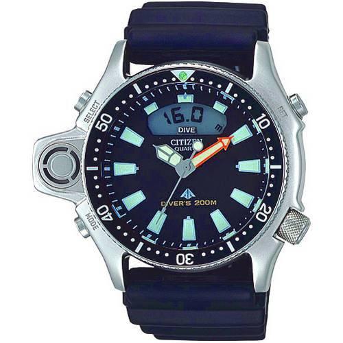 Tudo sobre 'Relógio Citizen Aqualand JP2000-08E'