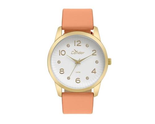 Tudo sobre 'Relógio Condor Feminino Bracelete CO2035KWE/2B'