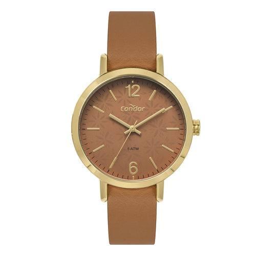 Tudo sobre 'Relógio Condor Feminino Bracelete Dourado Co2035kyq/k2m'