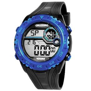 Relógio Cruzeiro Masculino - CRU1360B/8A