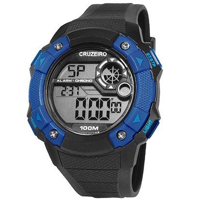 Relógio Cruzeiro Technos Digital I