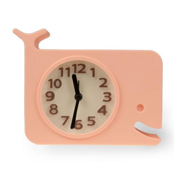 Relógio de Mesa Baleia Rosa - Imperadora