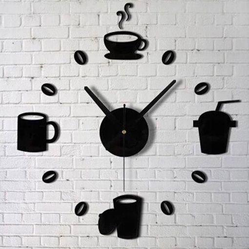 Tudo sobre 'Relógio de Parede Criativo para Cozinha ou Sala'