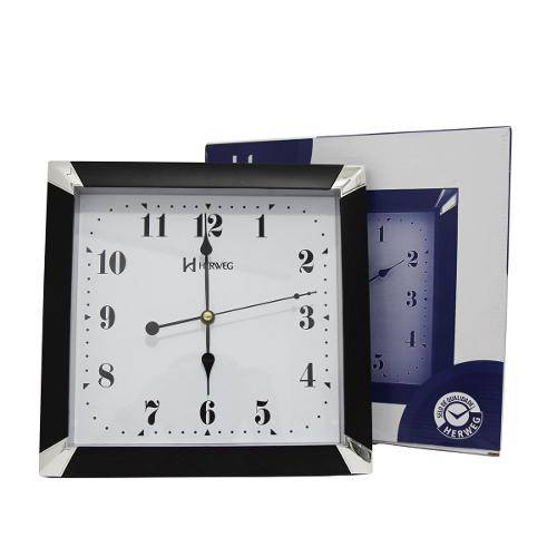 Relógio de Parede - Preto