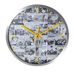 Tudo sobre 'Relógio de Parede Quadrinhos HQ DC Comics'