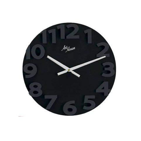 Relógio de Parede Roud Color 34,5cm Diâmetro Ponteiros