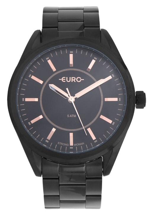 Relógio Euro EU2035YPY/4P Preto