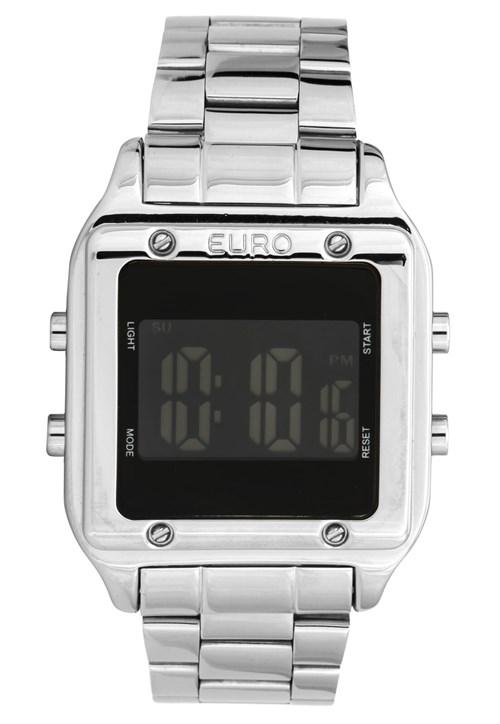Relógio Euro EUG2510AB/3P Prata
