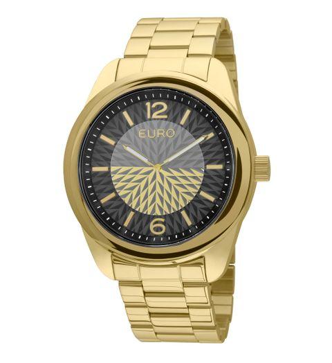 Tudo sobre 'Relógio Euro Fan Dourado - EU2034AL/4P EU2034AL/4P'